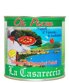 conserve pomodoro per pizza e catering